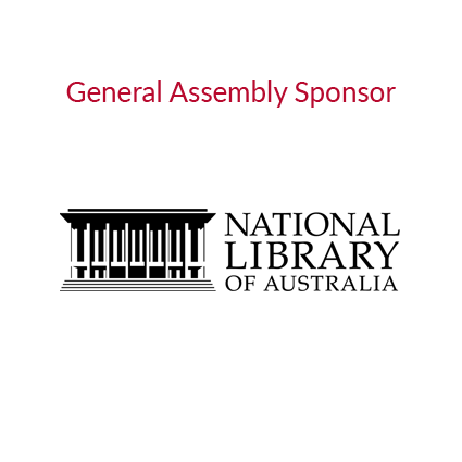 GA sponsor: National Library of Australia
