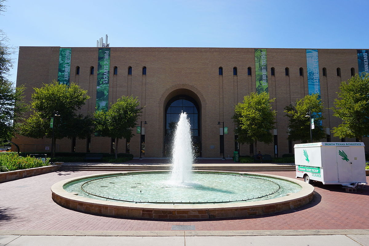 University of North Texas Libraries