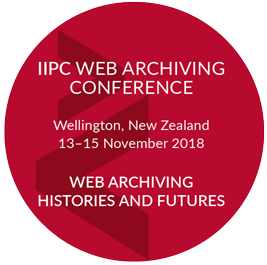 IIPC Web Archiving Conference in Wellington, Aotearoa New Zealand